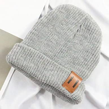 d189b5c8026 Woopower Grey Baby Beanies Hats