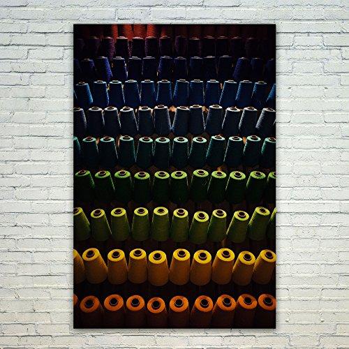 Westlake Art Poster Print Wall Art - Yellow Light - Modern P