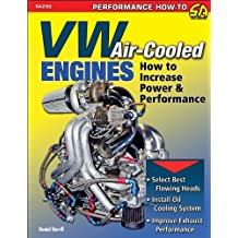 By Dan Burrill VW Air-Cooled Engines: How to Increase Power and Performance (SA Design) [Paperback]