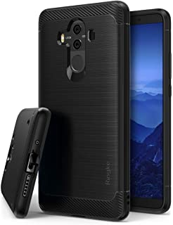 superior quality 6ba6c b97a5 Amazon.com: TUDIA Huawei Mate 10 Pro Case, Slim-Fit Heavy Duty ...
