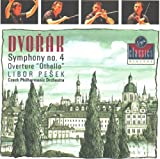 Dvorak: Symphony 4 in D minor / Othello Overture