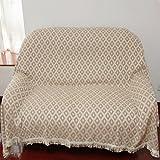 XH@G All-Season Furniture Protector Sofa Protector Sofa slip-resistant sofa cover elastic Sofa cover cloth , 3 , 180170cm
