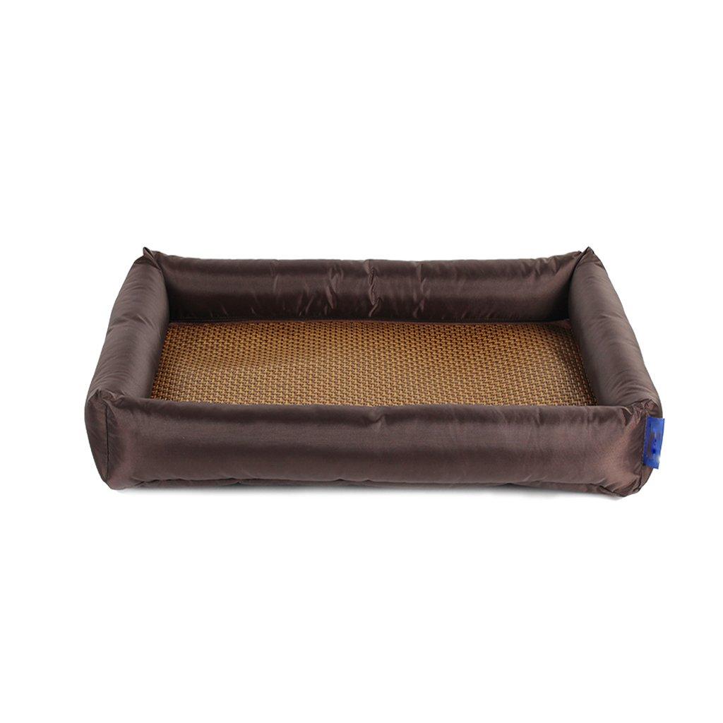 XXL TangMengYun Summer Cat Dog Kennel Mat Washable Mattress Waterproof (Size   XXL)