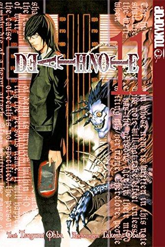 Death Note 11 Taschenbuch – 11. März 2008 Tsugumi Ohba Takeshi Obata TOKYOPOP 386580621X