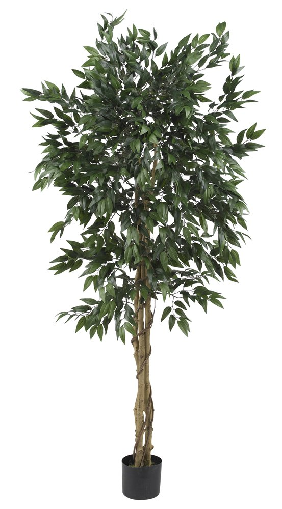 Nearly Natural 5266 Smilax Tree, 5-Feet, Green