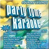 Party Tyme Karaoke - Country Legends 1 (16-song CD+G)