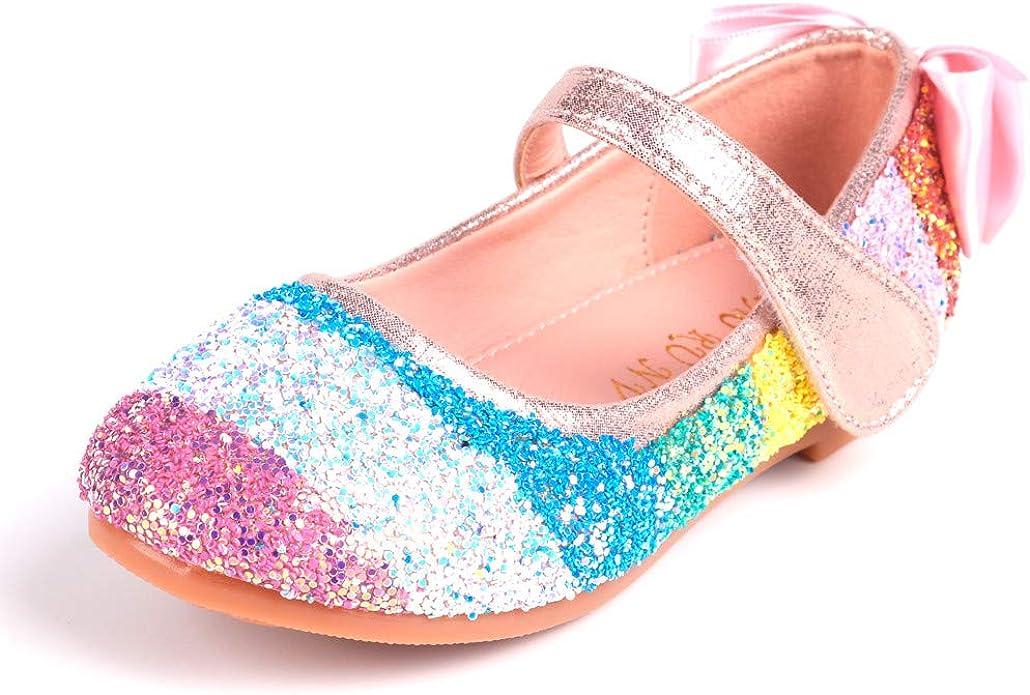 JiaMeng Baby M/ädchen Sandalen Prinzessin Gelee Partei Absatz-Schuhe Sandalette St/öckelschuhe f/ür Kinder Infant Baby M/ädchen Kristall Leder Einzelne Schuhe