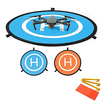 Flycoo 750mm Drone Helicopter Parking Apron Fast Fold Take Off ...