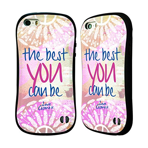Official Cosmopolitan You Boho Hybrid Case for Apple iPhone 5 / 5s / SE