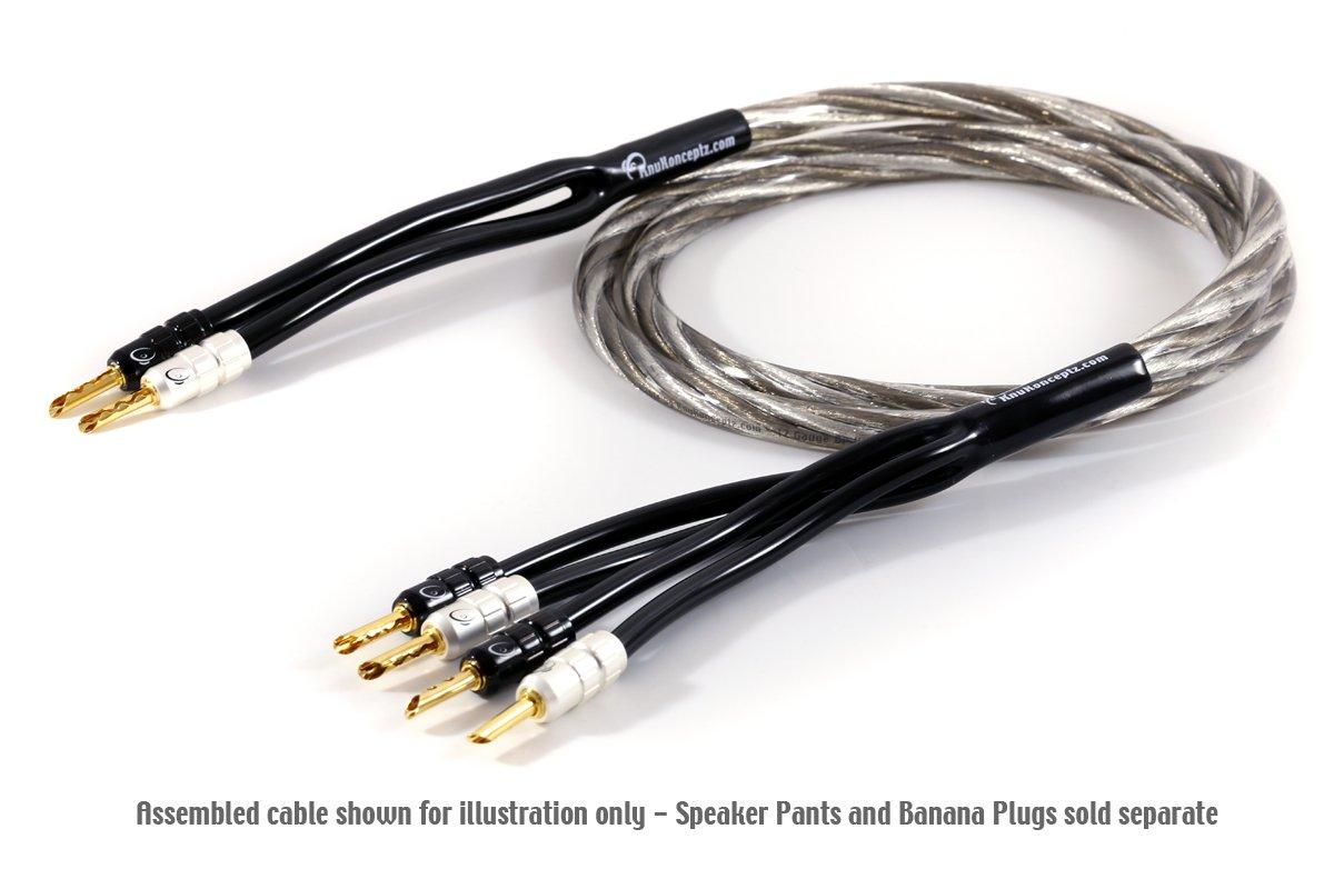 Amazon.com: KnuKonceptz Karma Kable Twisted 12 Gauge Bi-Wire ...