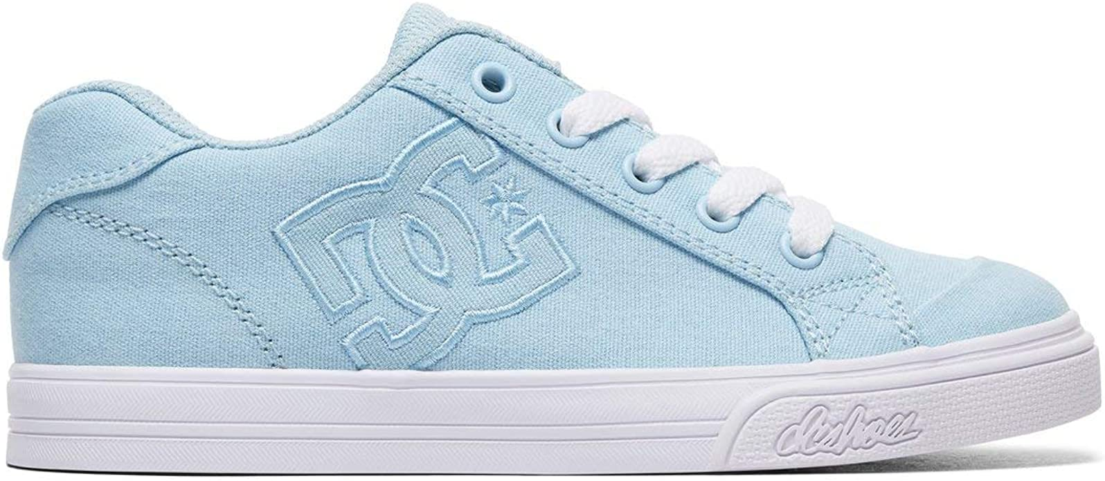 DC Shoes Chelsea TX Sneakers Damen Hellblau (Powder Blue)