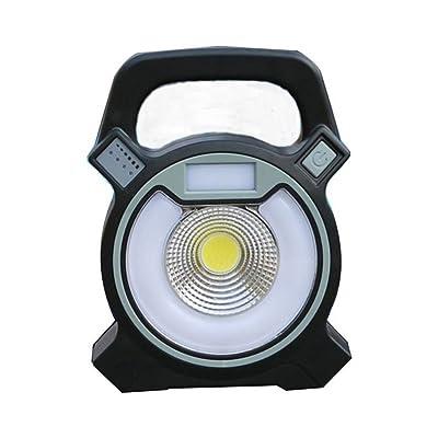 Myfei lumière portable Flood Light, LED Lumière d'urgence lampe Tente d'extérieur