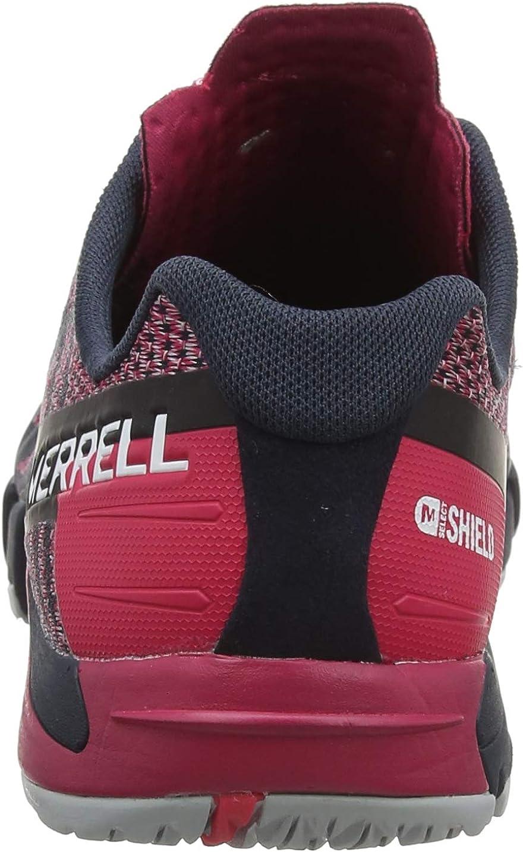Merrell Bare Access Flex Shield Womens Running Shoes Mesh