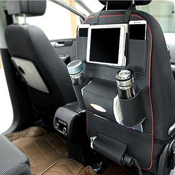 Amazon Oporun Car Trunk Backseat PU Leather Pocket Organizer