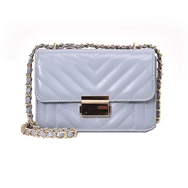 Mitlfuny handbemalte Ledertasche, Schultertasche, Geschenk, Handgefertigte Tasche,Damenmode Pure-Color Slant Bag Einzel Umhän
