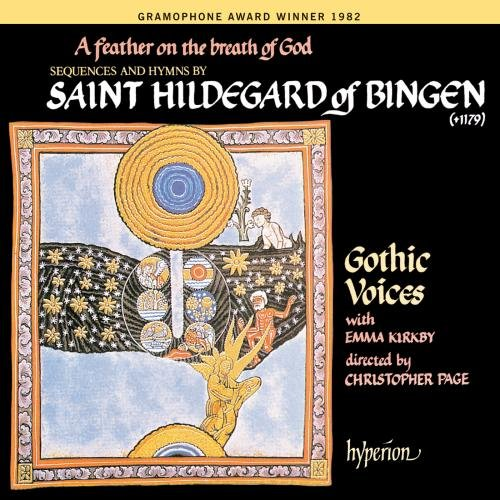 Hildegard von Bingen: A Feather on the Breath of God by Ma's India