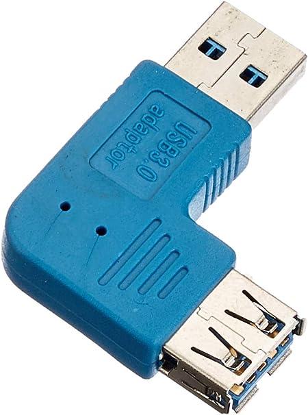 Inline 35300m Usb 3 0 Adapter Stecker A Auf Buchse A Computer Zubehör