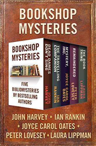 bookshop mysteries five bibliomysteries by bestselling authors