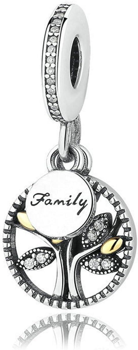 charms pandora famille arbre