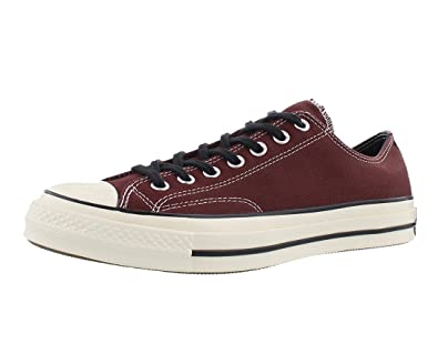 WomenMen Converse Chuck 70 Vintage Canvas Low Top Barkroot Brown Black Egret Free Shipping