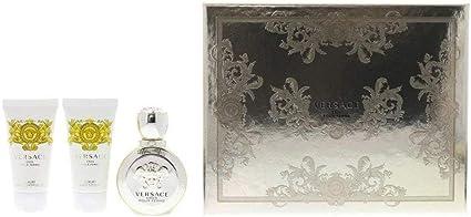 Versace Eros Pour Femme Colonia Set de Regalo - 1 Pack: Amazon.es: Belleza