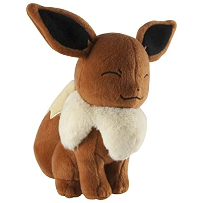 Pokemon - Eevee 8 Inch Small Plush: Toys & Games