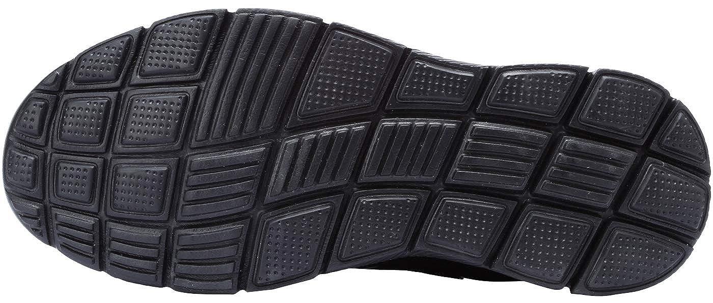 Scarpe da Lavoro con Punta in Acciaio Sicurezza Scarpe Sportive Scarpe Antinfortunistiche Unisex LM-033 Black 36 EU Scarpe Antinfortunistica Uomo Donna Estive S3