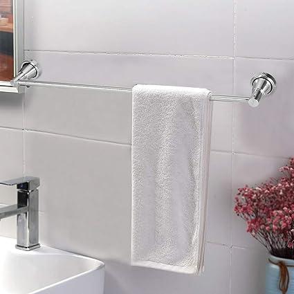 Amazon Com Wensltd Modern Bathroom Towel Bar Rack Single Shot