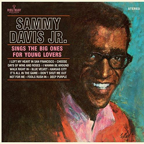 Vinilo : Davis Jr, Sammy - Sings The Big Ones For Young Lovers (180 Gram Vinyl)