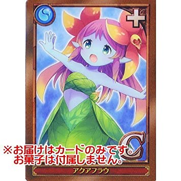 Quiz Rpg Witch And Black Cat With Collection Card Gum 34 Aqua Frau