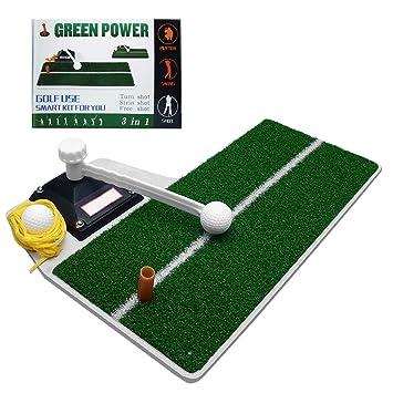 LYY Juego de colchonetas 3-en-1 para Columpios de Golf ...