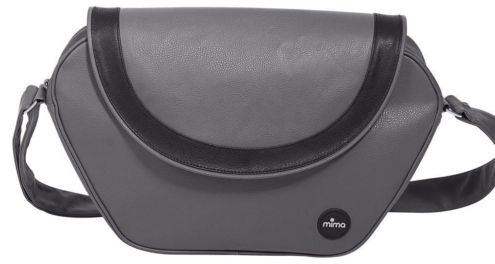 Amazon.com: Mima Trendy – Bolso cambiador, color gris: Baby
