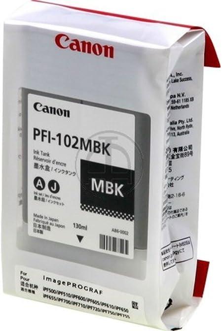 Canon Pfi 102mbk Computer Zubehör