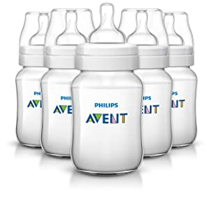 Philips AVENT Classic Plus BPA Free Polypropylene Bottles Review