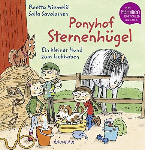 Ponyhof Sternenhügel - Ein kleiner Hund zum Liebhaben: Band 2