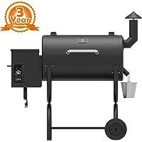Z GRILLS ZPG-6002B 2020 New Model Wood Pellet Grill & Smoker