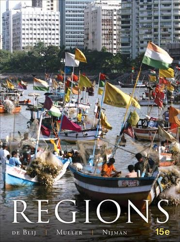 Geography: Realms, Regions and Concepts, 15th Edition (Geography Realms Regions And Concepts 17th Edition)