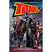 Titans Vol. 2: Made in Manhattan (Rebirth) (Titans: Rebirth)