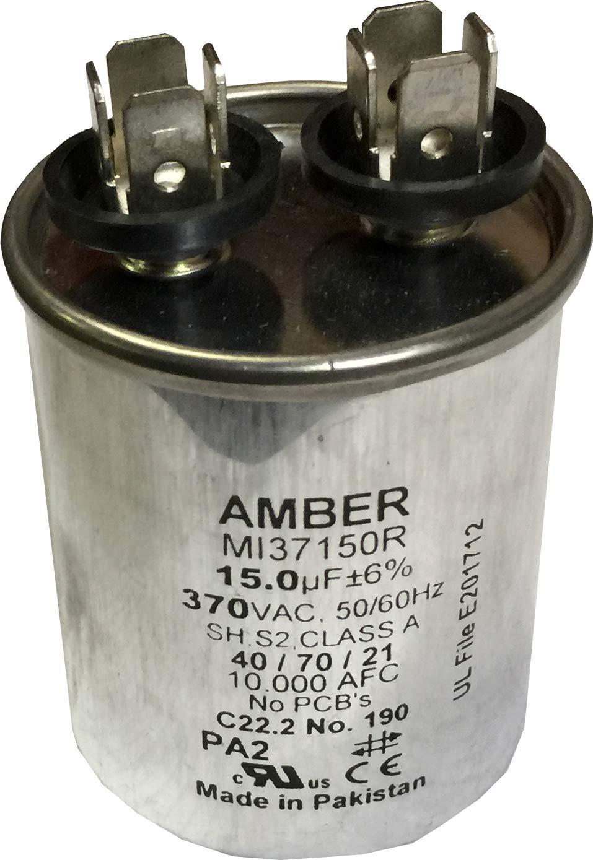 Thermal Edge 15 µF 370V. Motor-Run Capacitor