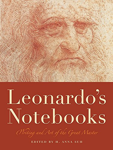 (Leonardo's Notebooks: Writing and Art of the Great Master (Notebook Series))