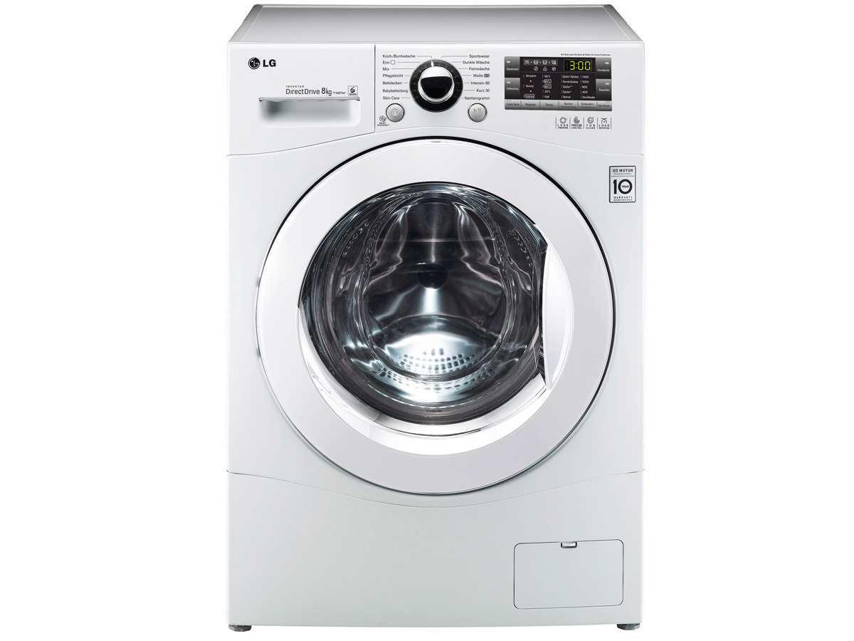 LG F 14 A8 tda1 lavadora con XXL de ojo de buey/A + + +/ ...