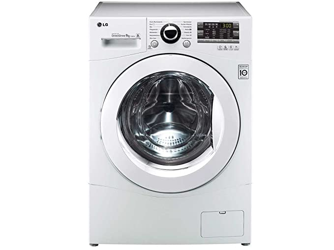 LG F 14 A8 tda1 lavadora con XXL de ojo de buey/A + + +/carga ...