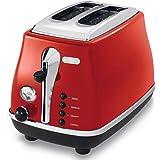 Delonghi CTO2003.R Icona Ekmek Kızartma Makinesi