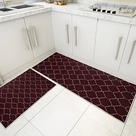 YHJ tappeto Strips per cucina Stuoie moderne geometriche Tappetini ...