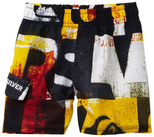 Quiksilver Baby Boys' Dissolve Volley Trunk