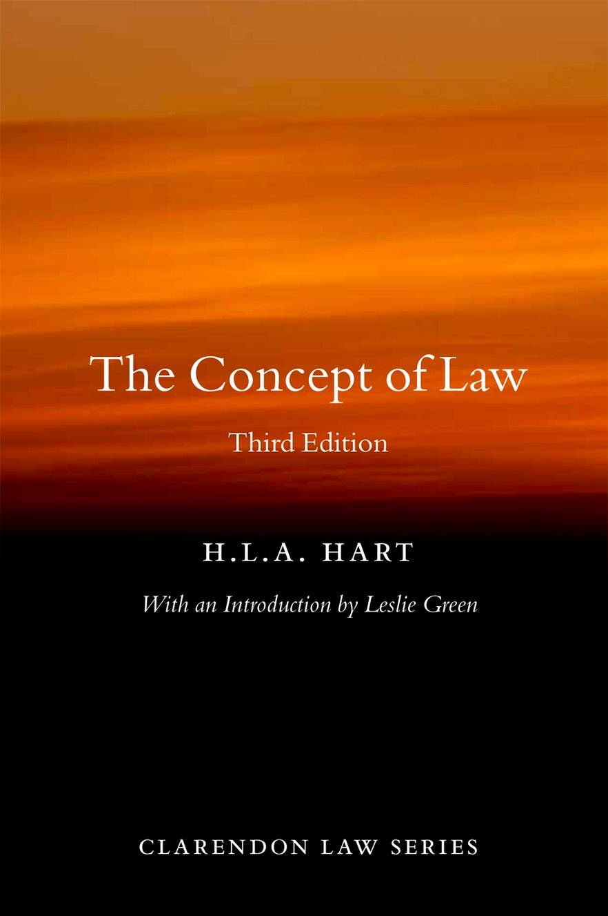 Amazon | The Concept of Law (Clarendon Law) | Hart, H. L. A., Green,  Leslie, Raz, Joseph, Bulloch, Penelope A. | History & Theory