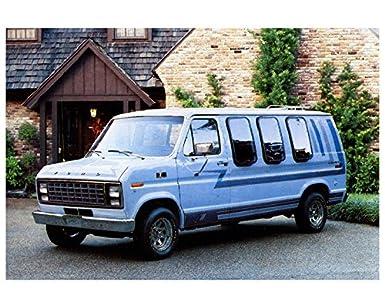 1980 Zimmer Motor Van Conversion Motorhome RV Photo Poster