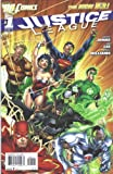 The New 52 Justice League #1 Direct edition (The New 52 Justice League, #1)