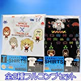 Fleet collection ship this T-shirt vol.2 CHARACTER T-SHIRTS ship this ~ SPACE INVADERS anime clothing goods prize Taito (all two Furukonpu set)