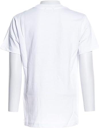 Diesel - Camiseta Niño Manga Corta Blanca TDiego